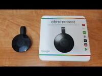 Chromecast 2 for sale