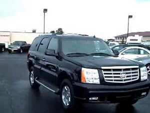 Cadillac Escalade 2006 Top End Rebuilt FOR PARTS