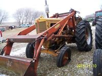 Minneapolis Moline U Tractor $2000 or Trade for ...