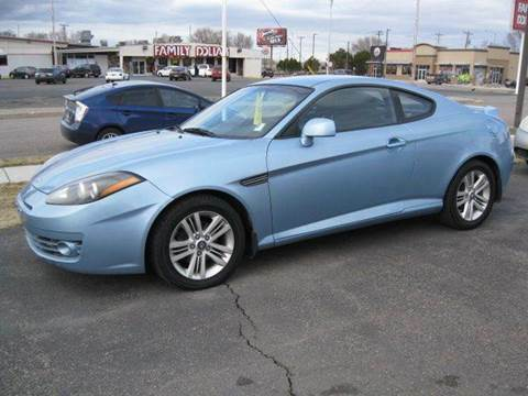 2007 Hyundai Tiburon GS Sky Blue LOW KM!! | Cars U0026 Trucks | Lethbridge |  Kijiji