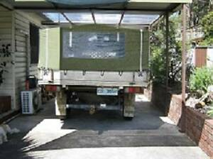 CANVAS UTE TRAY CANOPY Primrose Sands Sorell Area Preview
