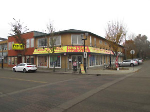 Retail/Mixed Use Building for Sale
