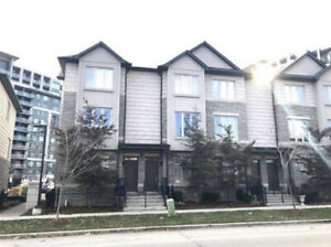 Townhouse For Lease Now! 3 Bath/3Bed MARKHAM - $2,500/Month