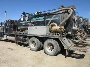 Vac and Tank trucks for sale.