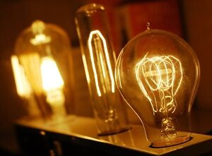 Region's Largest Filement & Vintage Bulbs- with Prices