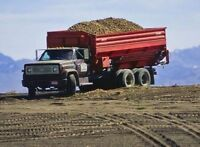 Class 1 driver looking to drive potato truck