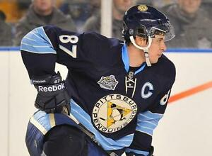 Sidney Crosby Pittsburgh Penguins 2011 Winter Classic Jersey