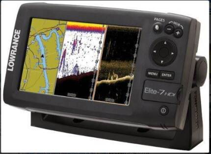WTB - Lowrance Elite 7 Sounder GPS combo (emails only thankyou) Churchlands Stirling Area Preview