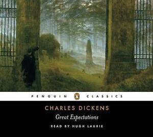 Great-Expectations-Charles-Dickens-3-Audio-CDs-SEALED-penguin-classics-note-cond