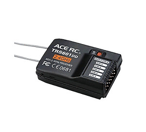 RC RECEIVER ACE TRS 601 DD 6 CANALS