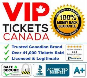 Billets du Canadiens de Montréal - RABAIS de 10% sur TOUS les billets!!