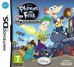 Phineas and Ferb Across the 2nd Dimension - DS