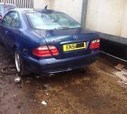 Mercedes CLK Parts