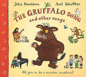 The-Gruffalo-Song-and-Other-Songs-Julia-Donaldson-Hardcover-Book