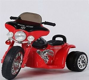 Electric Child Ride On Three Wheel Motorcycle with Music, Light