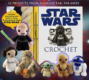 Star Wars Crochet ' Star Wars trackable freepost australia