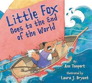 Little Fox Goes to the End of the World by Ralph Lister (Hardback, 2011)