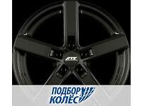 "renault scenic laguna ATS Emotion brand new Alloy wheels 18"" inch x 8j 5x114.3 alloys wheel black"