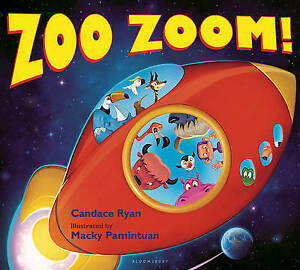 Zoo Zoom!,Ryan, Candace,New Book mon0000106373
