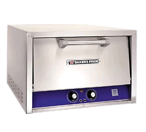 Looking for used Bakers Pride pizza oven Models P22 or P44.  220