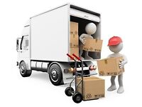 Urgent Cheap Man And Van Hire Company In Yorkshire House Movers Moving Van With Man