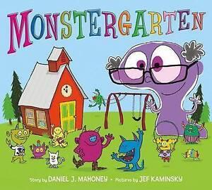 Monstergarten By Mahoney, Daniel J. -Paperback