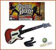 Guitar Hero Xbox 360 Gitarre