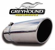 4 to 5 Exhaust Tip