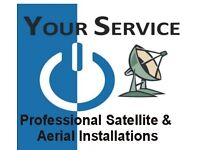 Digital TV Aerial & Satellite Installations, SKY, FREESAT and other