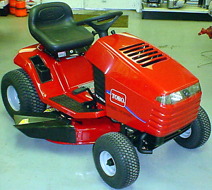 Toro RideOn Mower Heatherbrae Port Stephens Area Preview