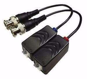 HD CAT5 / CAT 6 VIDEO BALUN FOR SECURITY CAMERAS HD-CVI /TVI /AHD /CVBS CAMERAS BALUN CAT5/6
