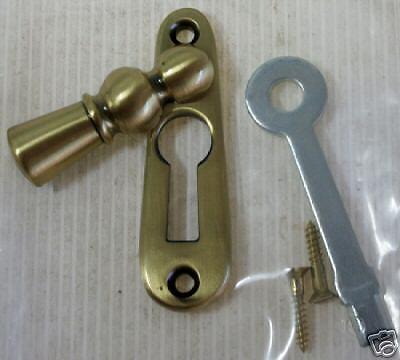 Baldwin Antique Brass Swinging Emergency Release Trim Baldwin Emergency Release Trim