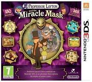 Nintendo 3DS Games Professor Layton