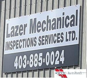 Lazer Mechanical Inspections Services