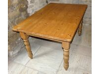 Antique Pine Table in very good condition