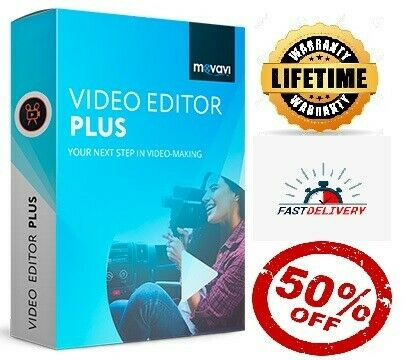 Movavi Video Editor Plus 2020 Activated Full Version✔Fast Delivery✔Multilingual