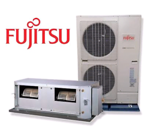Ducted air-conditioning system Fujitsu starting from $5500 Bankstown Bankstown Area Preview