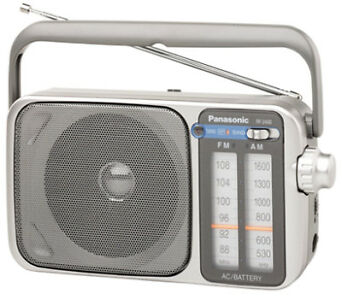 Panasonic RF2400D Portable AM/FM Radio