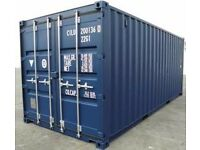 Secure Storage Containers - Self Access - 160 sq ft - BEST VALUE
