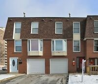 3 Bedroom, 2 Washroom  Townhouse For Sale: Scarborough,On