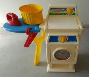 Fisher Price Child Laundry Centre
