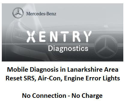 Mobile Mercedes Star Xentry Diagnostics: Car, Van, Truck,