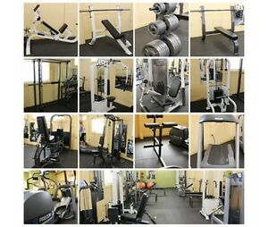"Looking for ""Commercial Grade"" Gym Equipment & Accessories"