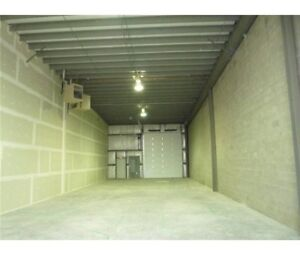 Industrial space with 200A power. Kincardine area