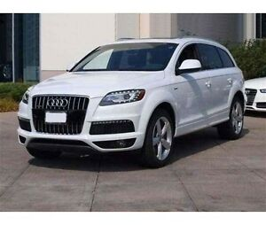 2013 Audi Q7 SPORT (RARE DEAL) SELLING PRIVATELY!!!