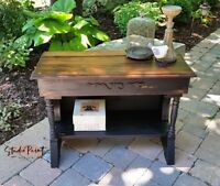 Farmhouse Bench/ table