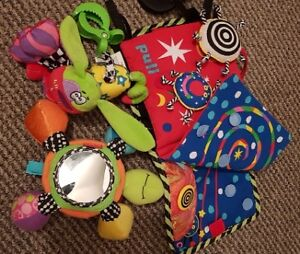 Colourful Infant Toys