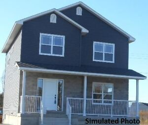Walk to new Golf Course, Brand new construction, only $249,900