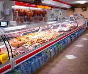 SUPER SPECIAL $$$ Fresh Meat Deli Fish Dsipalay Cases