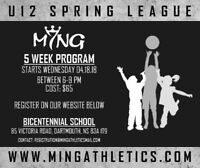 Youth Basketball Spring League
